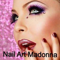 Nail Art Madonna